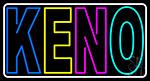 Keno 1 Neon Sign