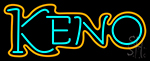 Keon With Border 1 Neon Sign