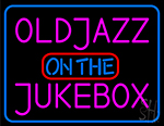 Old Jazz Jukebox 1 Neon Sign
