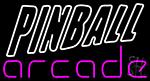Pinball Arcade 1 Neon Sign