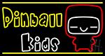 Pinball Kids 1 LED Neon Sign