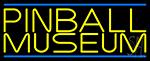 Pinball Museum 3 Neon Sign