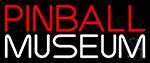 Pinball Museum 4 Neon Sign