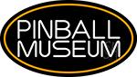 Pinball Museum 5 Neon Sign