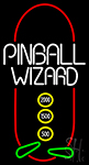 Pinball Wizard 1 LED Neon Sign