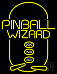 Pinball Wizard LED Neon Sign
