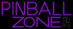 Pinball Zone 3 LED Neon Sign