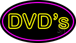 Dvds Border 1 Neon Sign
