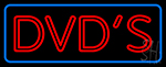 Dvds Border Neon Sign