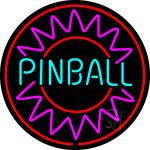 Pinball 1 Neon Sign