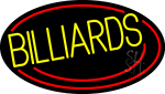 Vertical Billiards 2 Neon Sign
