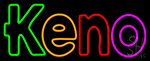 Border With Keno 1 Neon Sign