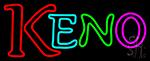 Keno 2 Neon Sign