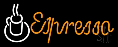 Espresso Coffee Cup LED Neon Sign