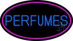 Blue Perfumes LED Neon Sign
