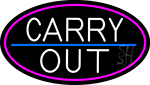 Carry Out LED Neon Sign
