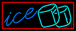 Classic Ice LED Neon Sign