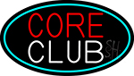 Core Club Neon Sign