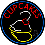 Cupcakeology LED Neon Sign