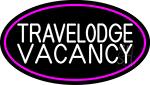 Custom Travelodge Vacancy LED Neon Sign