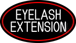 Eyelash Extension Neon Sign