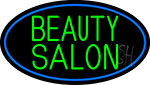 Green Beauty Salon Neon Sign