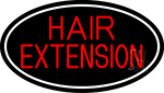 Hair Extension Neon Sign