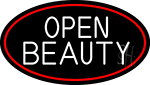 Open Beauty Salon Neon Sign
