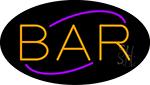 Orange Bar LED Neon Sign