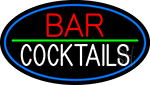 Red Bar Cocktail Neon Sign