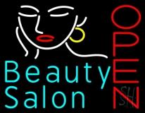 Beauty Salon Open LED Neon Sign
