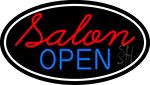 Salon Open LED Neon Sign