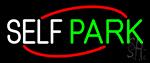Self Park LED Neon Sign