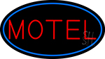 Simple Motel Neon Sign