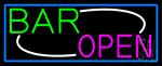 Stylish Bar Open LED Neon Sign