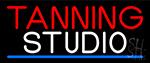 Tanning Studio LED Neon Sign
