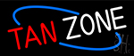 Tan Zone LED Neon Sign