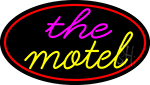 The Motel LED Neon Sign