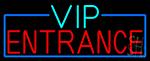 Vip Entrance LED Neon Sign
