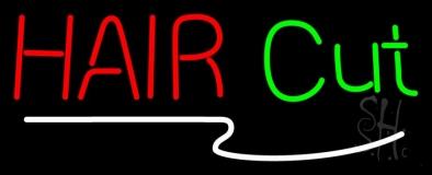 Hair Cut LED Neon Sign