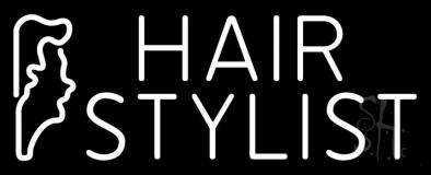 Hair Stylist LED Neon Sign