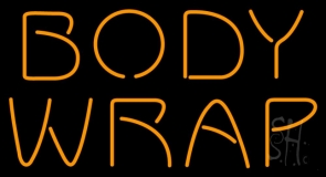 Body Wrap LED Neon Sign