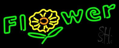 Flower LED Neon Sign