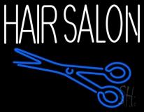 Hair Salon With Scissor LED Neon Sign