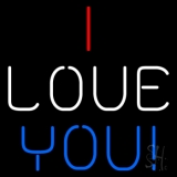 Simple I Love You LED Neon Sign