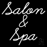 Salon And Spa LED Neon Sign
