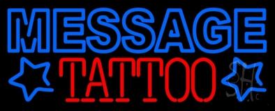 Custom Tattoo Design LED Neon Sign