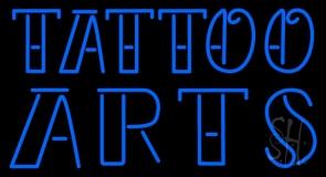 Tattoo Arts LED Neon Sign