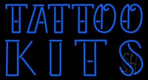 Tattoo Kits LED Neon Sign