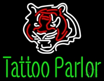 Tattoo Parlor LED Neon Sign